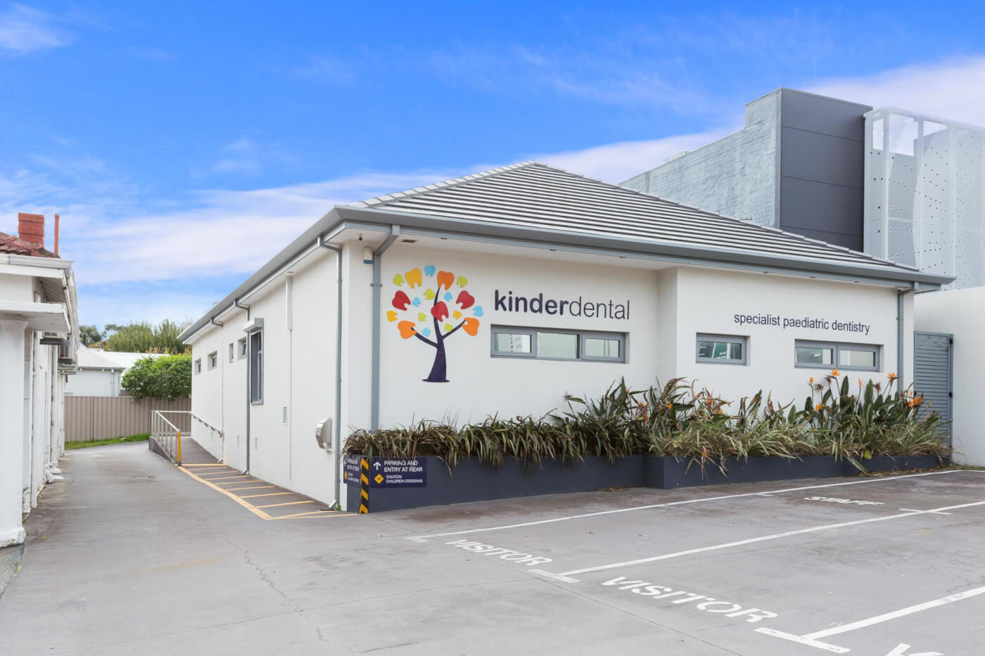 Kinderdental Building